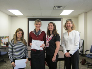 Career Connections graduation